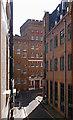 TQ3182 : Ragged House, Vine Hill, Clerkenwell by Julian Osley