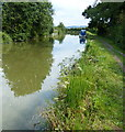 SP9222 : The Grand Union Canal near Grove by Mat Fascione