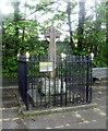 SJ8480 : Fulshaw Cross, Wilmslow by JThomas