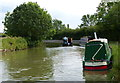 SP9220 : Narrowboats on the Grand Union Canal by Mat Fascione