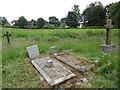 SU9296 : Grave of Ellen Wilkinson in Penn Street churchyard (3) by David Hillas