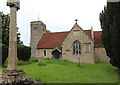 TL0063 : St Margaret, Knotting by John Salmon