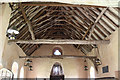 TL0063 : St Margaret, Knotting - Roof by John Salmon