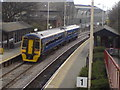 SE2134 : New Pudsey station, train to Leeds by Schlosser67