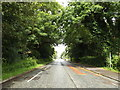 TL1696 : A605 Oundle Road, Orton Longueville by Adrian Cable