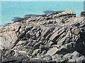 NG0396 : Coastal granite at Horgabost by M J Richardson