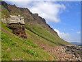 NM5018 : Path to Carsaig by Mick Garratt