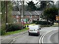 SJ5765 : Cotebrook, Forest Road by David Dixon