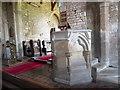 TF0907 : Inside St Lawrence, Tallington (VII) by Basher Eyre