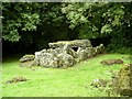 R6440 : Megalithic wedge tomb by Antony Dixon