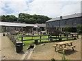 SW7750 : Healey's Cider Farm Buildings by Roy Hughes