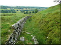 SE0529 : Footpath from Hunter Hill to Binns Hole, Mixenden, Ovenden by Humphrey Bolton