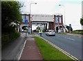 TA0832 : Sutton Road bridge Hull by Steve  Fareham