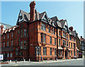 SJ3589 : Former Eye and Ear Infirmary, Myrtle Street, Liverpool by Stephen Richards