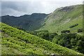 NY3715 : Bracken slope in Grisedale by Trevor Littlewood