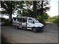 SX3070 : Cornish Recycling Van by James Emmans