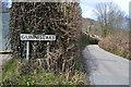 SX4370 : Entering Gunnislake, Calstock Rd by N Chadwick