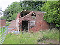 SJ5565 : Ruined Building near High Billinge by Jeff Buck