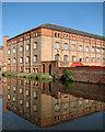SK5639 : A Watson Fothergill factory by John Sutton