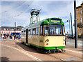 SD3348 : Heritage Tram on Pharos Street by David Dixon