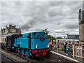 TL0997 : Thomas the Tank Engine, Wansford Station, Cambridgeshire by Christine Matthews