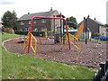 SE0714 : Play Area - Longlands Avenue by Betty Longbottom