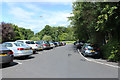 NX7560 : Threave Garden Estate Car Park by Billy McCrorie