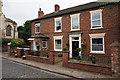 SE7428 : Houses on St John's Street, Howden by Ian S