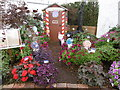 TQ4760 : Summer Flower Exhibition at Coolings by Marathon