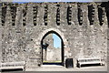 SH7877 : The Main Gate of Conwy Castle by Jeff Buck