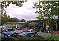 SU9588 : Beaconsfield Services by Elliott Simpson