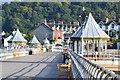 SH5873 : Along Bangor Pier by David Martin