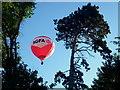 SO6023 : Early morning ballooning by Jonathan Billinger