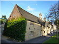TF1310 : Historic house on Church Street in Market Deeping by Richard Humphrey