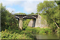 SP8041 : Grand Union Canal aqueduct over Great Ouse River by Oast House Archive