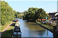 SP6756 : Grand Union Canal at Bugbrooke by Oast House Archive