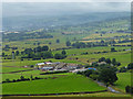 SE0545 : Howden Park Farm in Airedale by Mat Fascione