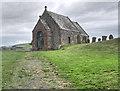 NX0848 : Kirkmadrine Church by David Dixon