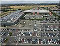 TQ0976 : Premier Inn, Heathrow Airport from the air : Week 32