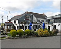 SW9272 : The Pickwick Inn, Burgois by Roger Cornfoot