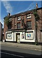 "SJ9173 : ""The Old King's Head"", Chestergate, Macclesfield by Neil Theasby"