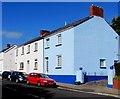 ST3089 : Shades of blue, Allt-yr-yn View, Newport by Jaggery