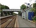 SX2463 : Mainline railway station, Liskeard by Roger Cornfoot