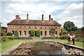 ST3918 : Strode House, Barrington Court by Bill Harrison