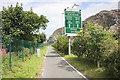 SH7378 : The Wales Coast Path approaching Penmaen-bach Point by Jeff Buck