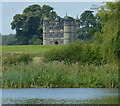 SJ9722 : Tixall Gatehouse viewed from the Staffordshire and Worcestershire Canal by Mat Fascione