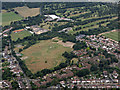 Dist:0.3km<br/>A disused sports field off Syon Lane which was also the site of an IBM Clubhouse.