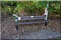 SE3107 : Memorial Bench to Brian Dean by Ian S