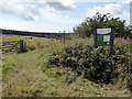 TQ5501 : Entrance to Lullington Heath National Nature Reserve by PAUL FARMER