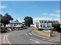 Dawlish Warren is a busy holiday village and the road through it isn't quiet for long. It's also part of the South West Coast Path for a short while, but only because there's nowhere else to go.